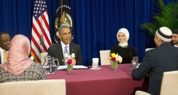 Obama: Anti-Muslim Bias Must Be Tackled 'Head On'