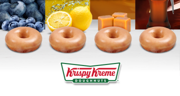 Vote For a New Krispy Kreme Glazed Doughnut Flavor
