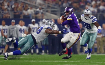 Vikings Win Over Cowboys 28-14
