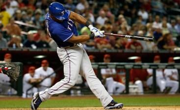 Fielder HR Boosts Rangers Past D-backs, 7-1