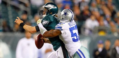 Cowboys Beat Eagles In Philly, 38-23