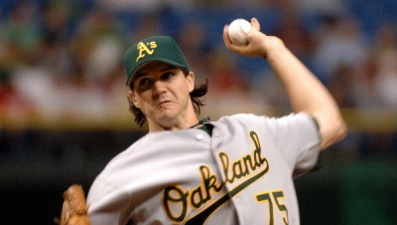 AL West Watch: A's Bring Back Zito
