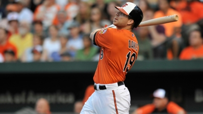 Orioles' Davis Excited About Cruz Signing