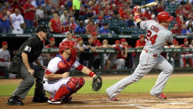 Angels Win to Prevent Rangers from Clinching West