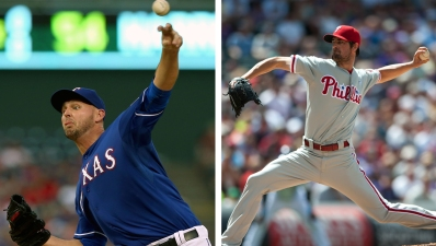 Rangers, Phillies Agree to Trade Involving Harrison, Hamels