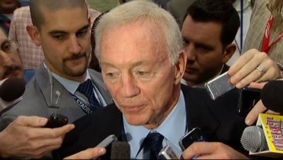"Jerry Jones: Manziel's ""Elvis"" Act Not for Dallas"