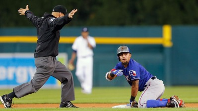 Rangers Manage 1 Hit in Loss to Tigers