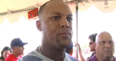 Beltre, Hamilton Contribute to New Rangers MLB Youth Academy