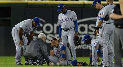 Rangers Drop Game to White Sox in B9