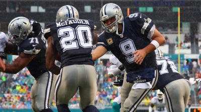 Cowboys Beat Dolphins 24-14 as Romo Returns