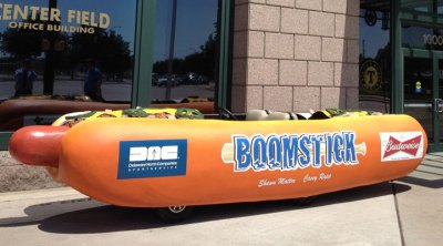 Boomstick Express Makes Debut Monday