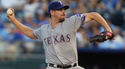 Rangers Bring Back Tepesch on Minor-League Deal