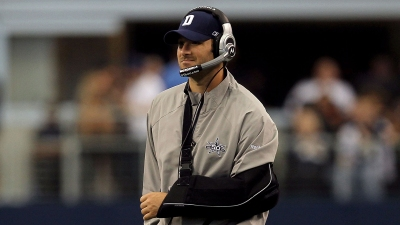 Romo Participates in Off-Season Conditioning