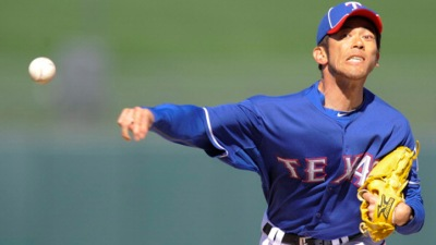 Rangers Keeping Tateyama in 2012 Bullpen