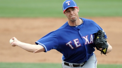 Rangers Blow Three-Run Lead in Chicago