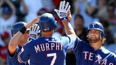 Rangers Give Murphy 1-Year Deal