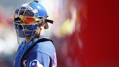 Rangers Trying (Unsuccessfully) To Trade Yorvit Torrealba