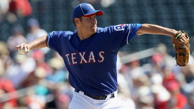 It's Official: Colby Lewis is Just Fine