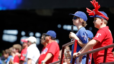 Rangers Reveal 2013 Promotions Schedule
