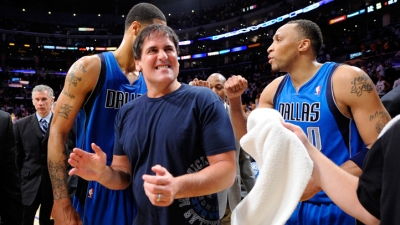 "Mark Cuban's Advice To The Rangers: ""Stick To What Got You There"""