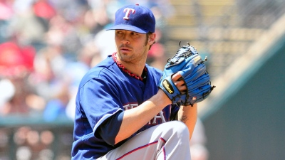 Rangers Complete Sweep of Indians