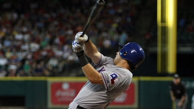 Rangers Bats Have Responded to New Coach