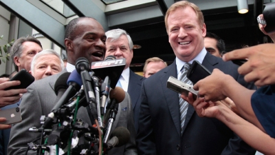 NFLPA Sues NFL Over Secret Cap