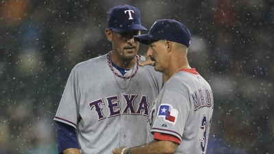 Mike Adams Uncertain For ALDS (If The Rangers Make It That far)