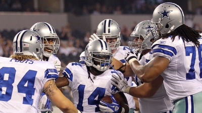 Garrett: Dwayne Harris Making Strides