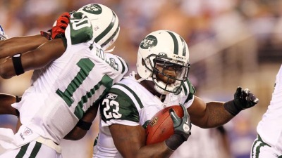 Jets Present Early Test For Struggling Run Defense