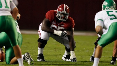 "Marc Colombo ""Would Do Anything"" For Dallas to Land Alabama G Chance Warmack"