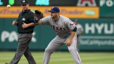 Moreland to Start at First for Game 4