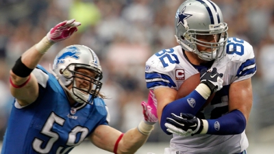 Former Cowboys LB Carpenter Happy To Be A Patriot