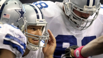 "Romo Looking For Young WR To ""Grab"" No. 3 Spot"