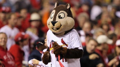 The Cardinals Secret Squirrel Weapon