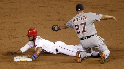 Baserunning Kills Rangers in Minnesota