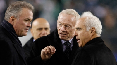 Cowboys VP: Receiver Not a Pressing Need