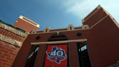 Rangers Propose $10 Million Renovation For The Ballpark