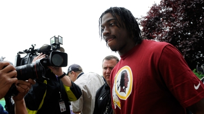 NFC East Watch: Redskins Ink RG III To Four-Year Deal