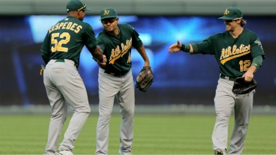 On Deck: Rangers at Athletics