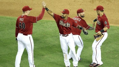 On Deck: Rangers vs. Diamondbacks
