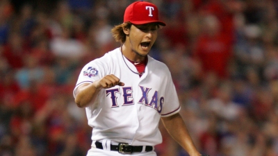 Darvish Says He's `Not Worthy' of Being All-Star