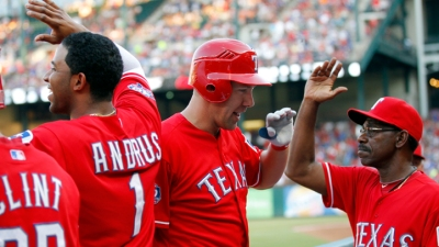 Rangers Not Worried About Homefield Advantage