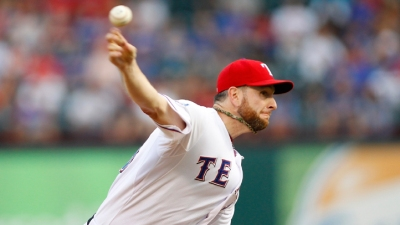 Rangers Decline Options on Pitchers
