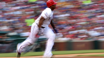 Beltre Hits 3 Homers in Win Over Orioles