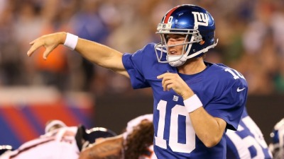 Out of the Chute: Vs. Giants