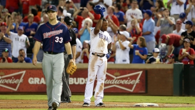 Errors Doom Rangers In Loss To Twins