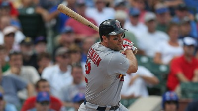 Rangers Close Deal With Berkman as DH