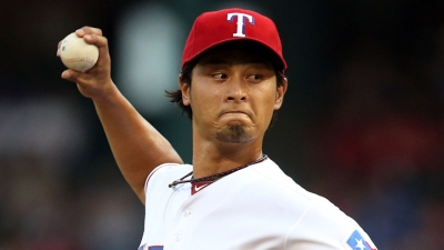 Darvish on DL With Bad Back