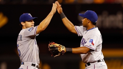 Win Over Royals Extends Rangers' AL West Lead